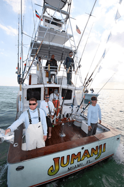 Fish Jumanji Deep Sea Charters