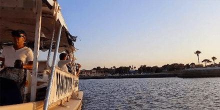Boat Tours St. Augustine Florida