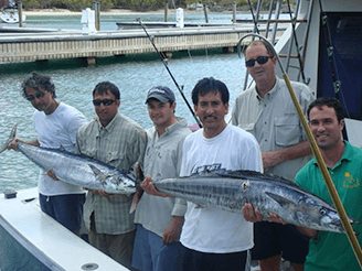 Wahoo Fishing Charter
